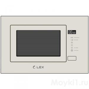 Микроволновка Lex BIMO 20.01 Ivory Light (белый антик)