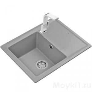Мойка Teka STONE 45 S-TG 1B 1D Серый Металлик