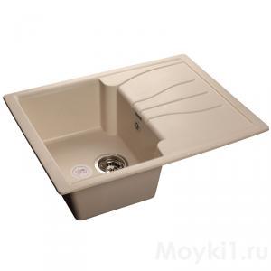 Мойка GranFest Standart GF-S680L Белый