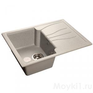 Мойка GranFest Standart GF-S680L Серый