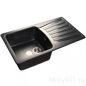 Мойка GranFest Standart GF-S850L Черный