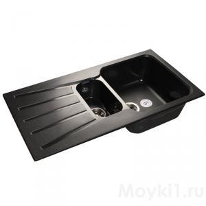 Мойка GranFest Standart GF-S940KL Черный