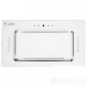 Вытяжка Lex GS GLASS 600 White