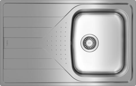 Мойка Teka UNIVERSE 45 T-XM 1B 1D MCTXT (Микротекстура)