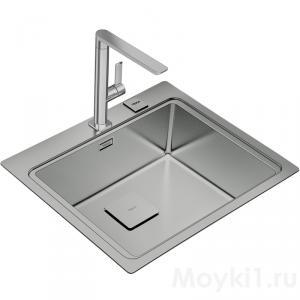 Мойка Teka ZENIT RS15 1B Полированная