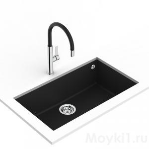 Смеситель Teka FOT 995 Чёрная Эмаль