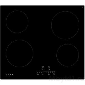 Варочная панель Lex EVH 640-1 BL