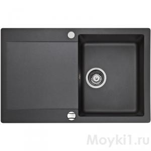 Мойка Teka CLIVO 45 B-TQ Черный металлик