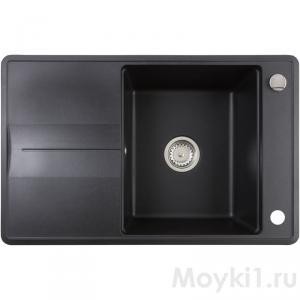 Мойка Teka ESTELA 50 B-TQ Черный металлик