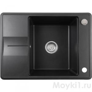 Мойка Teka ESTELA 50 S-TQ Черный металлик